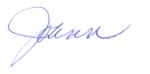 Joann's Signature