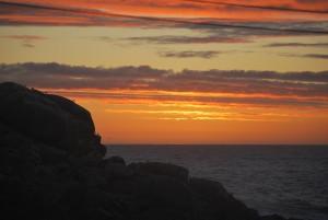Chilean Sunset, Digital Photograph on Archival Paper, Lisa Briganti Rath